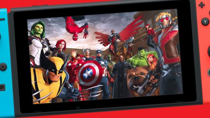 Marvel Ultimate Alliance 3 esce oggi 19 luglio 2019