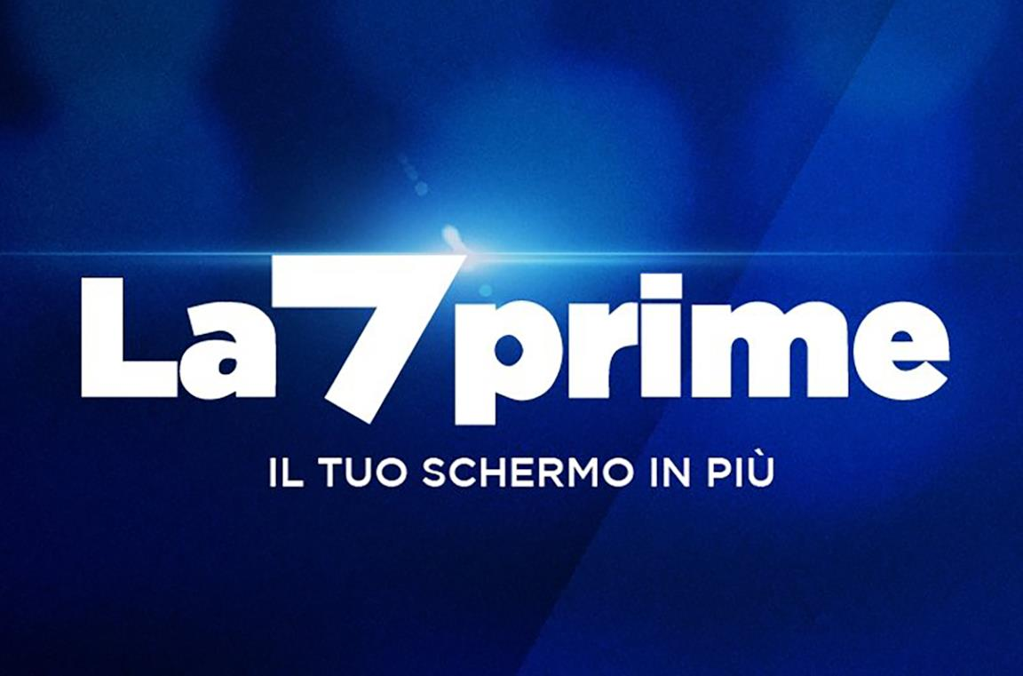 Il logo di La7prime
