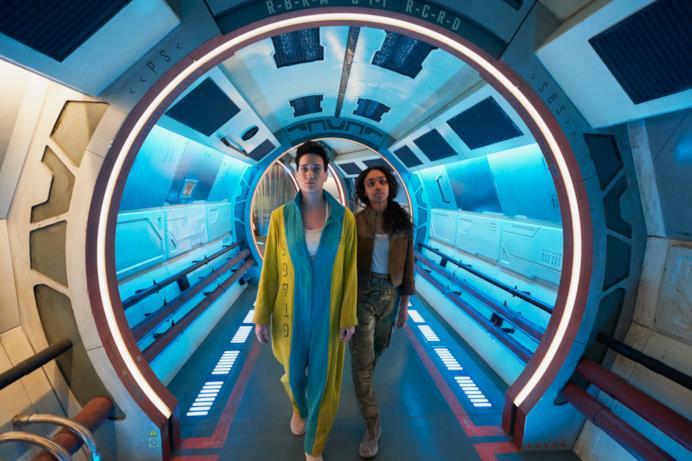 Immagine promozionale di Intergalactic