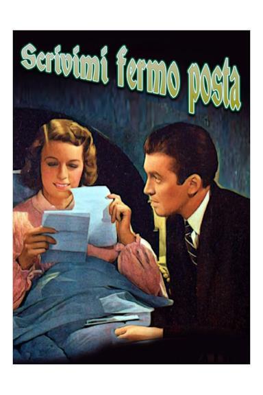 Poster Scrivimi fermo posta