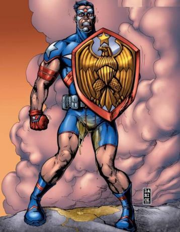 Soldier Boy se la fa addosso nei fumetti da cui è tratto The Boys