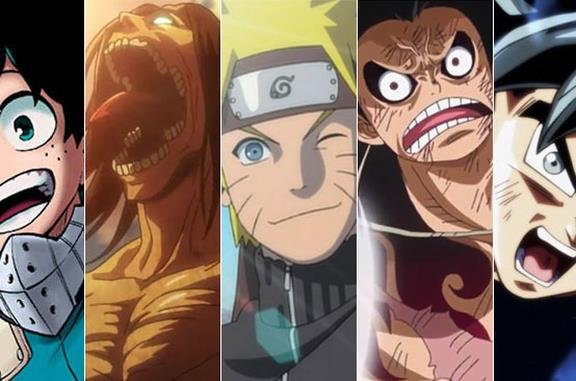Ecco i 20 anime più popolari nel mondo (secondo Crunchyroll)