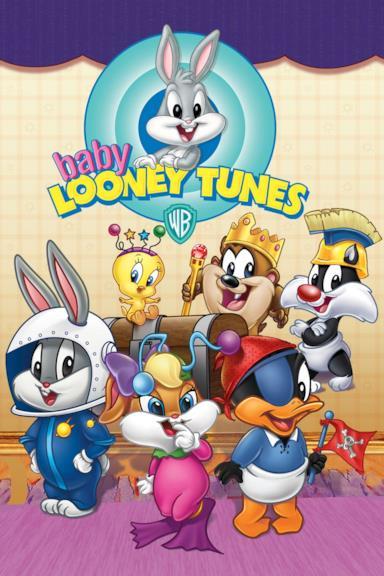 Poster Baby Looney Tunes