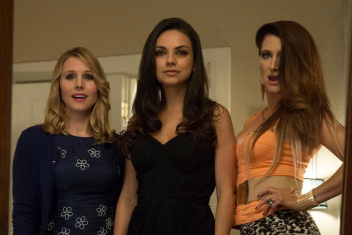 Il trio protagonista di Bad Moms