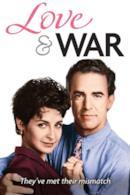 Poster Love & War