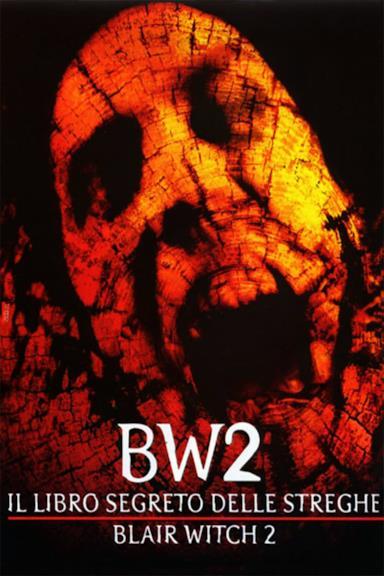 Poster Il libro segreto delle streghe - Blair Witch 2