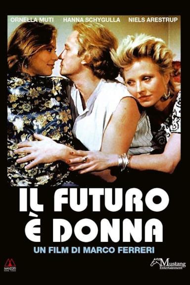 Poster Il futuro è donna