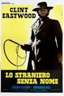 Poster Lo straniero senza nome
