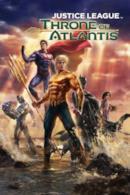 Poster Justice League - Il trono di Atlantide