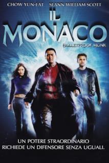 Poster Il monaco