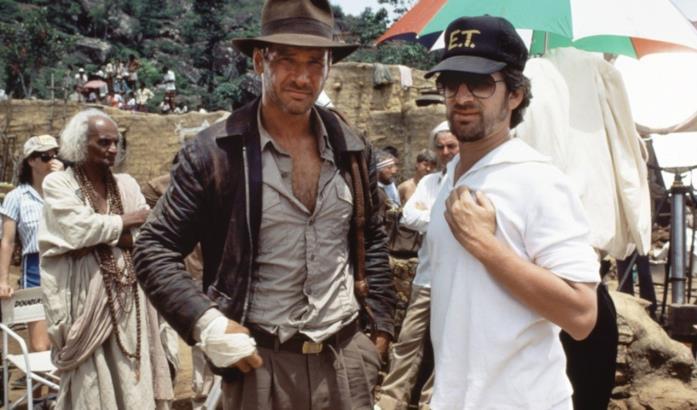 Indiana Jones, Steven Spielberg e Harrison Ford