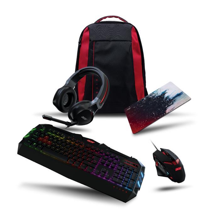 Acer presenta nuovi accessori per i videogiochi