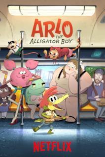 Poster Arlo il giovane alligatore