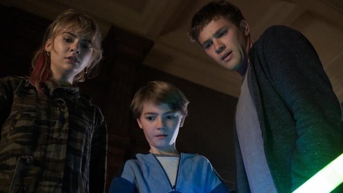 Il cast di Locke & Key