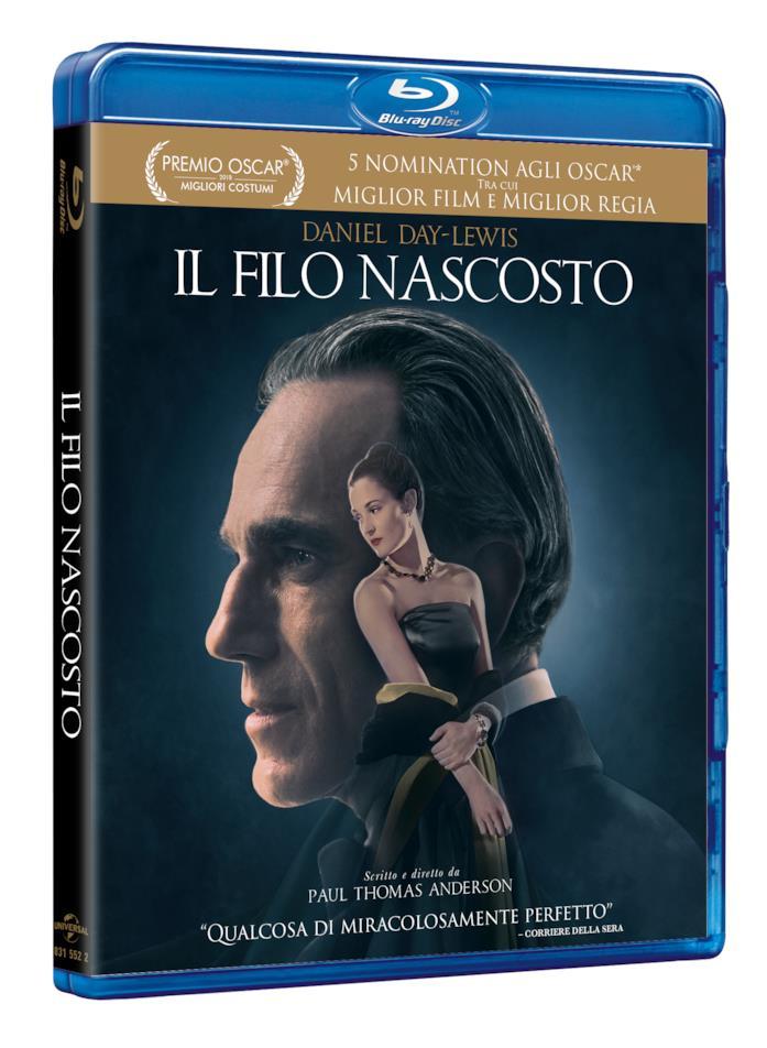 Il filo nascosto in edizione Blu-Ray