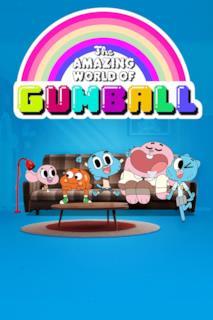 Poster Lo straordinario mondo di Gumball