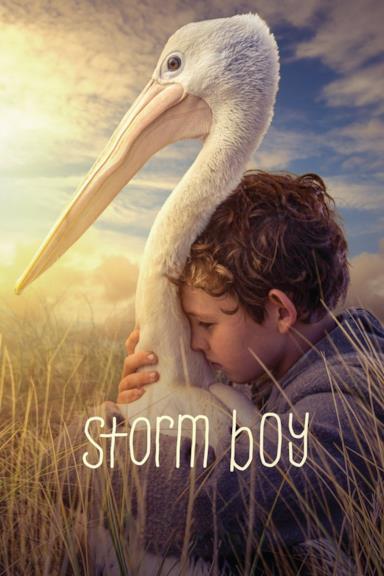 Poster Storm Boy - Il ragazzo che sapeva volare