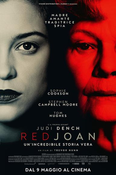 Poster Red Joan