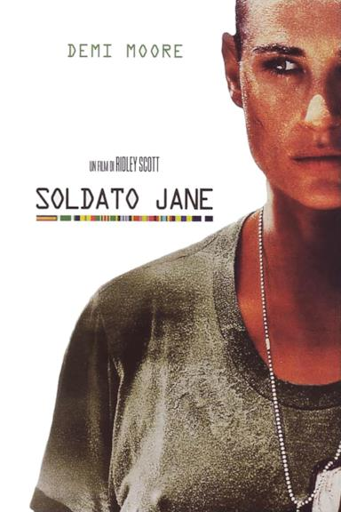 Poster Soldato Jane