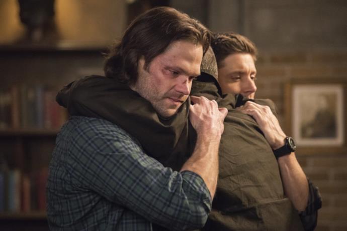 Supernatural: il ritorno di John Winchester