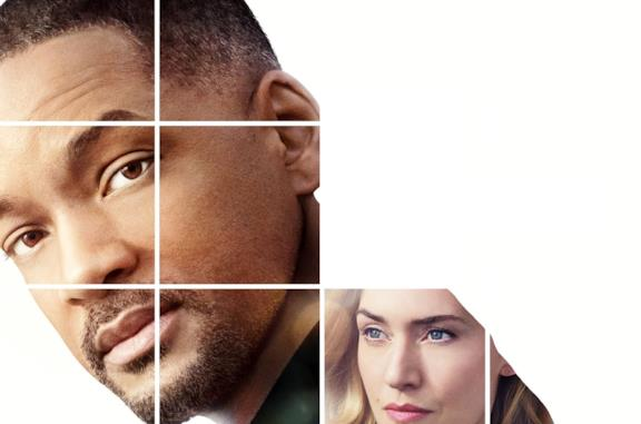 Il poster di Collateral Beauty