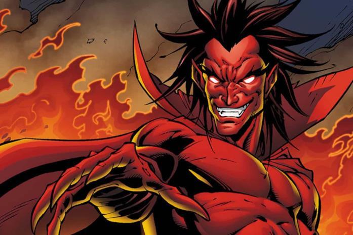 Mefisto nei fumetti Marvel