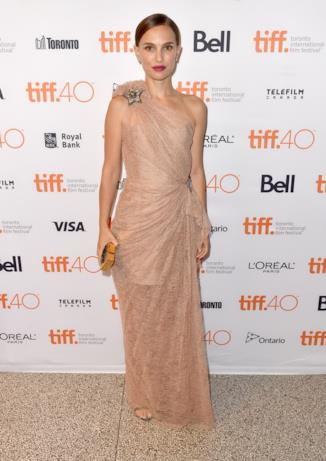 Natalie Portman alla prima di A Tale Of Love And Darkness a Toronto
