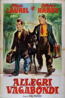 Poster Allegri vagabondi