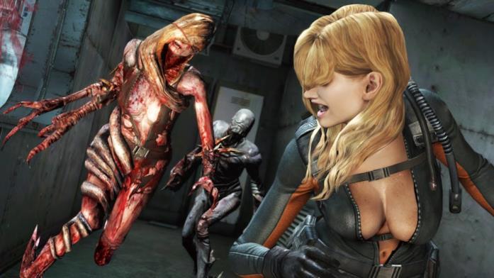 Azione e terrore in Resident Evil Revelations