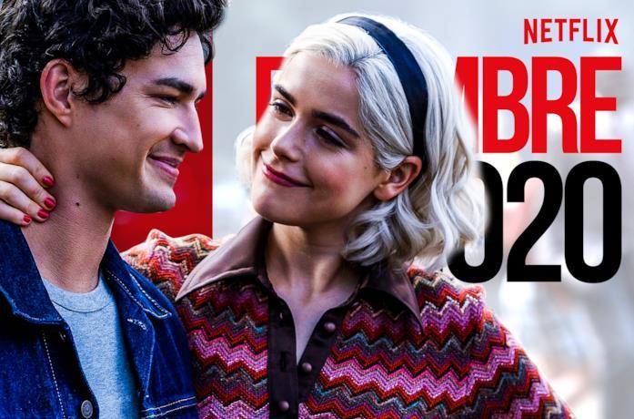 Sabrina, protagonista di una delle serie Netflix di dicembre 2020