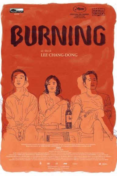 Poster Burning - L'amore brucia