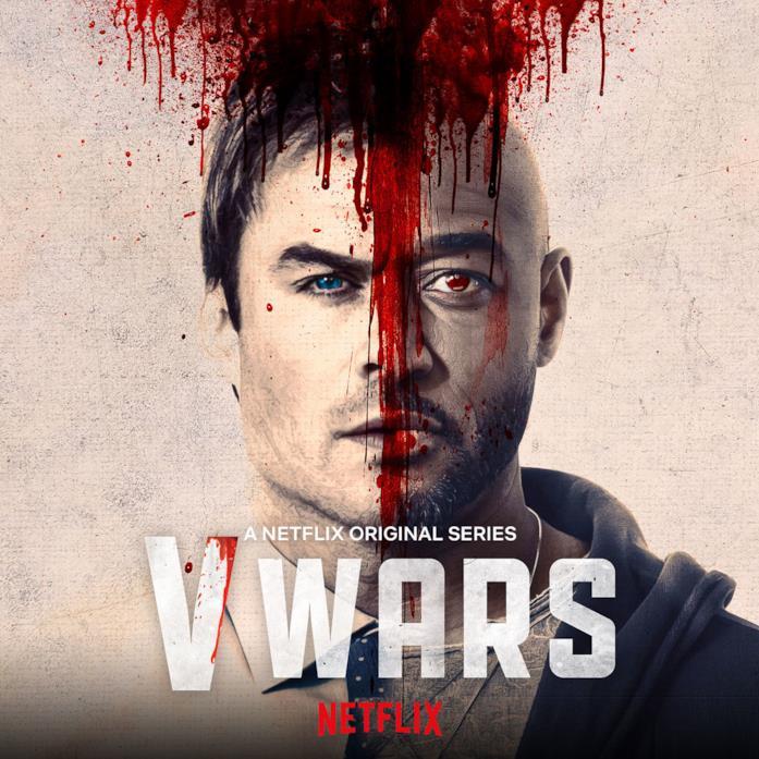 Il poster di V Wars