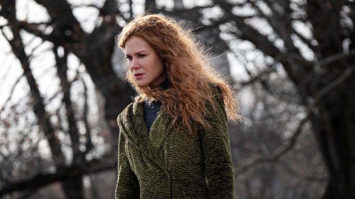Primo piamo di Nicole Kidman in The Undoing