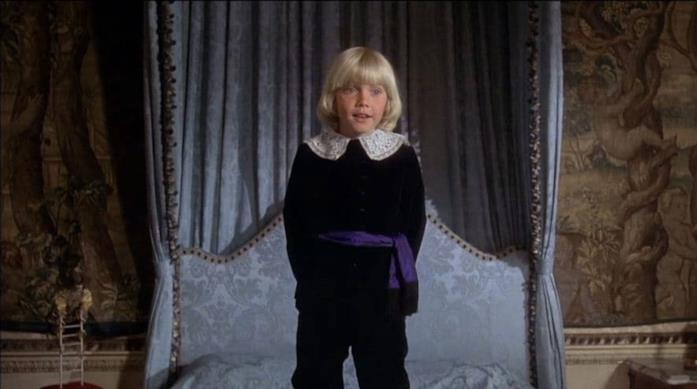 Una scena de Il piccolo Lord