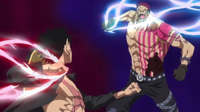 One Piece Ambizione percezione Katakuri