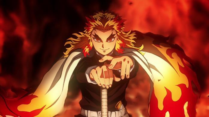 Demon Slayer Rengoku