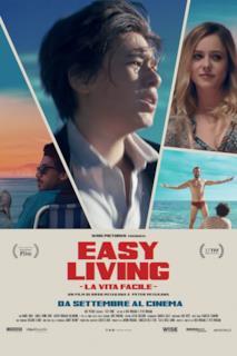 Poster Easy Living - La vita facile
