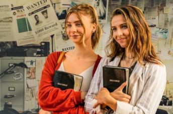 Teenage Bounty Hunters, la trama e il cast della nuova serie Netflix