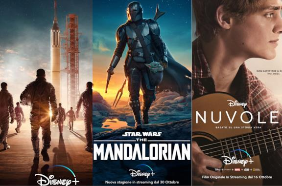 I titoli più attesi in uscita su Disney+