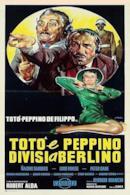 Poster Totò e Peppino divisi a Berlino