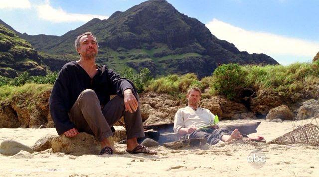 scena di Lost, Jacob