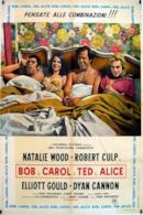 Poster Bob & Carol & Ted & Alice