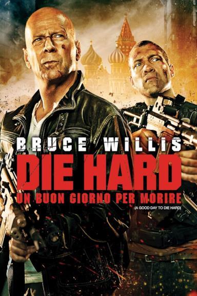 Poster Die Hard - Un buon giorno per morire
