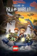 Poster Jurassic World: Legenda di Isla Nublar