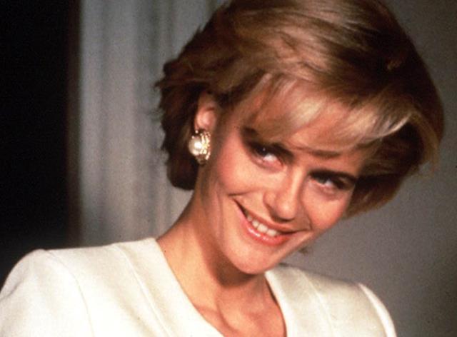 Serena Scott Thomas è Diana ne La vera storia di Lady D