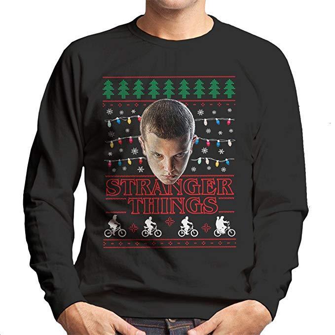 I maglioni natalizi di Stranger Things