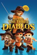 Poster Il Gatto con Gli Stivali: i Tre Diavoli