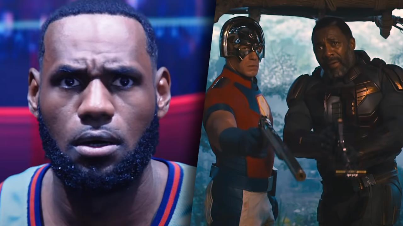 Da Warner Bros. nuove immagini di Space Jam 2, The Suicide Squad e altri film in arrivo nel 2021
