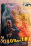 Poster Lo schiavo dell'oro