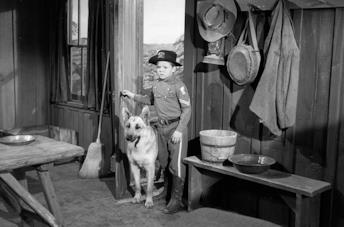 Rin Tin Tin e Rusty